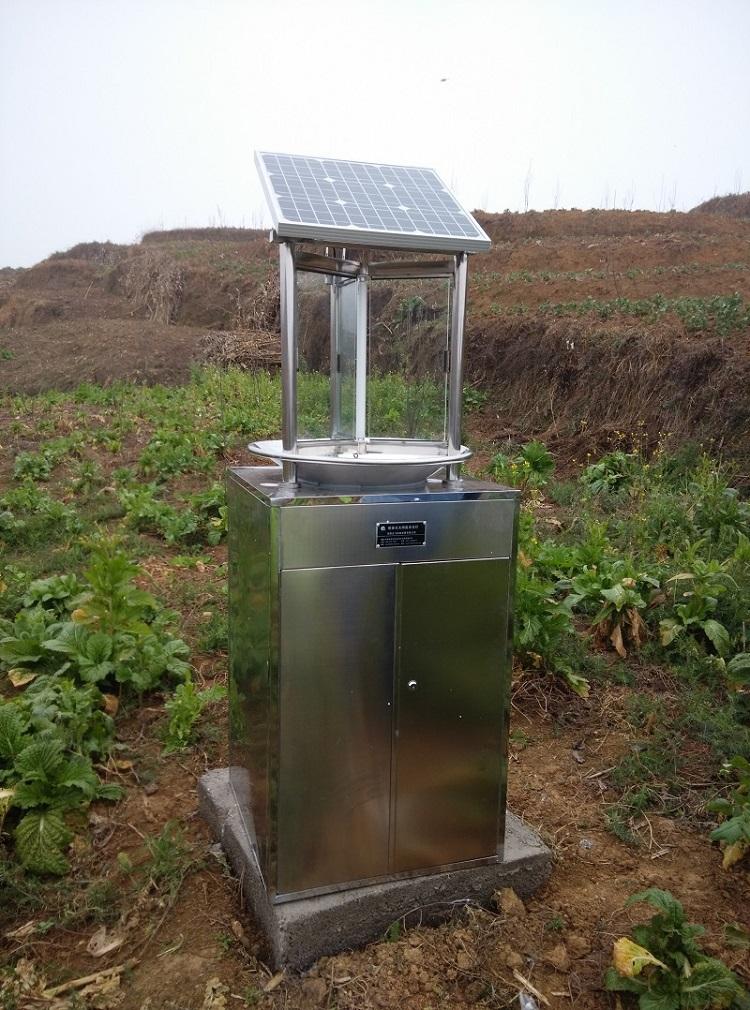 太阳能虫情测报灯